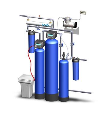система водоподготовки для
